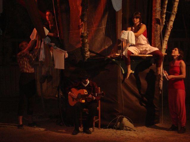 Le Cirque MAHALA